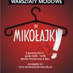 zajecia_modowe_mikolajkii_plakat
