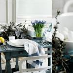 Dekoracje na Wielkanoc, dekoracje stołów, Wielkanocne dekoracje, Ślub i Wesele na Wielkanoc 5