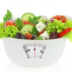 http://www.dreamstime.com/stock-photo-diet-meal-vegetables-salad-bowl-weight-scale-image29770750