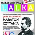 Prus. Narodowe Czytanie