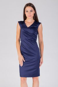 granatowa-marszczona-sukienka-quiosque-e14